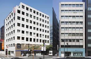 オフィスビルのイメージ